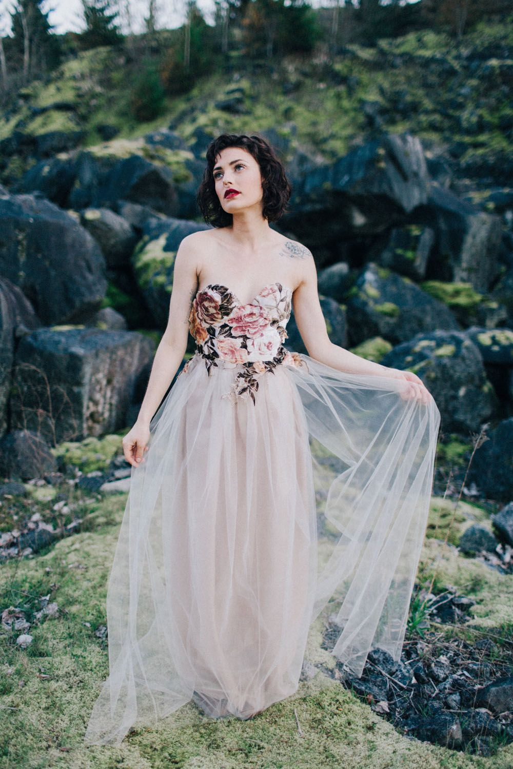 Inspired by Portland: Lady Evelyn Wedding Dresses | Our WEDDING ...