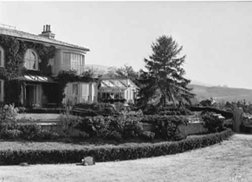 Gull Cottage In The Movie The Ghost And Mrs Muir Muir