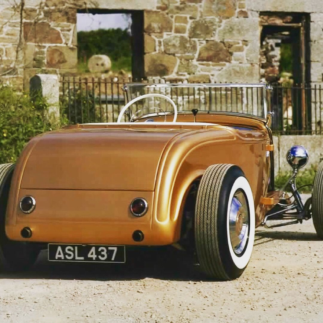 FOR SALE - my East coast style \'32 Roadster hot rod from the UK ...
