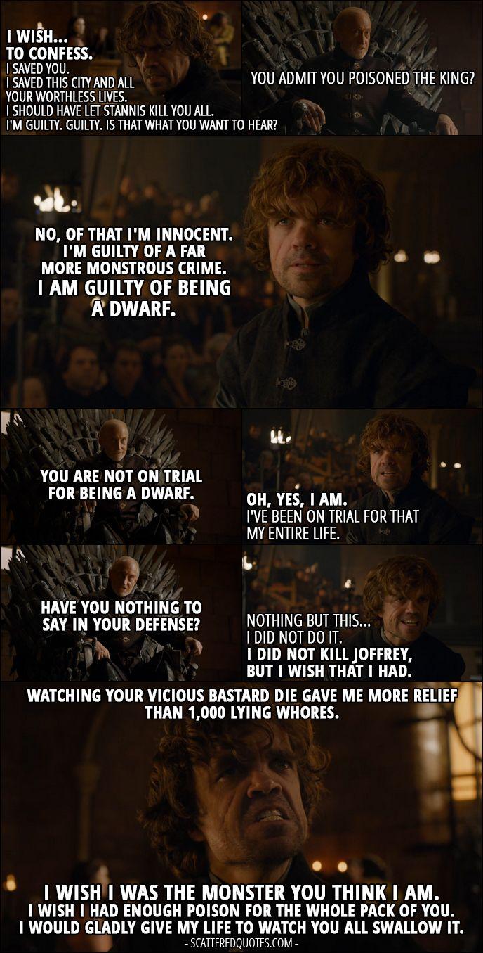 Hochwertige Tyrion Lannister Zitate Best Lustige Bilder