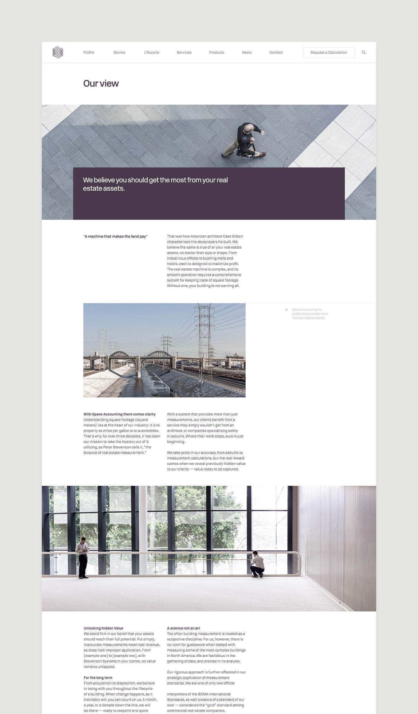 Branding for Stevenson Systems by Socio Design — BP&O