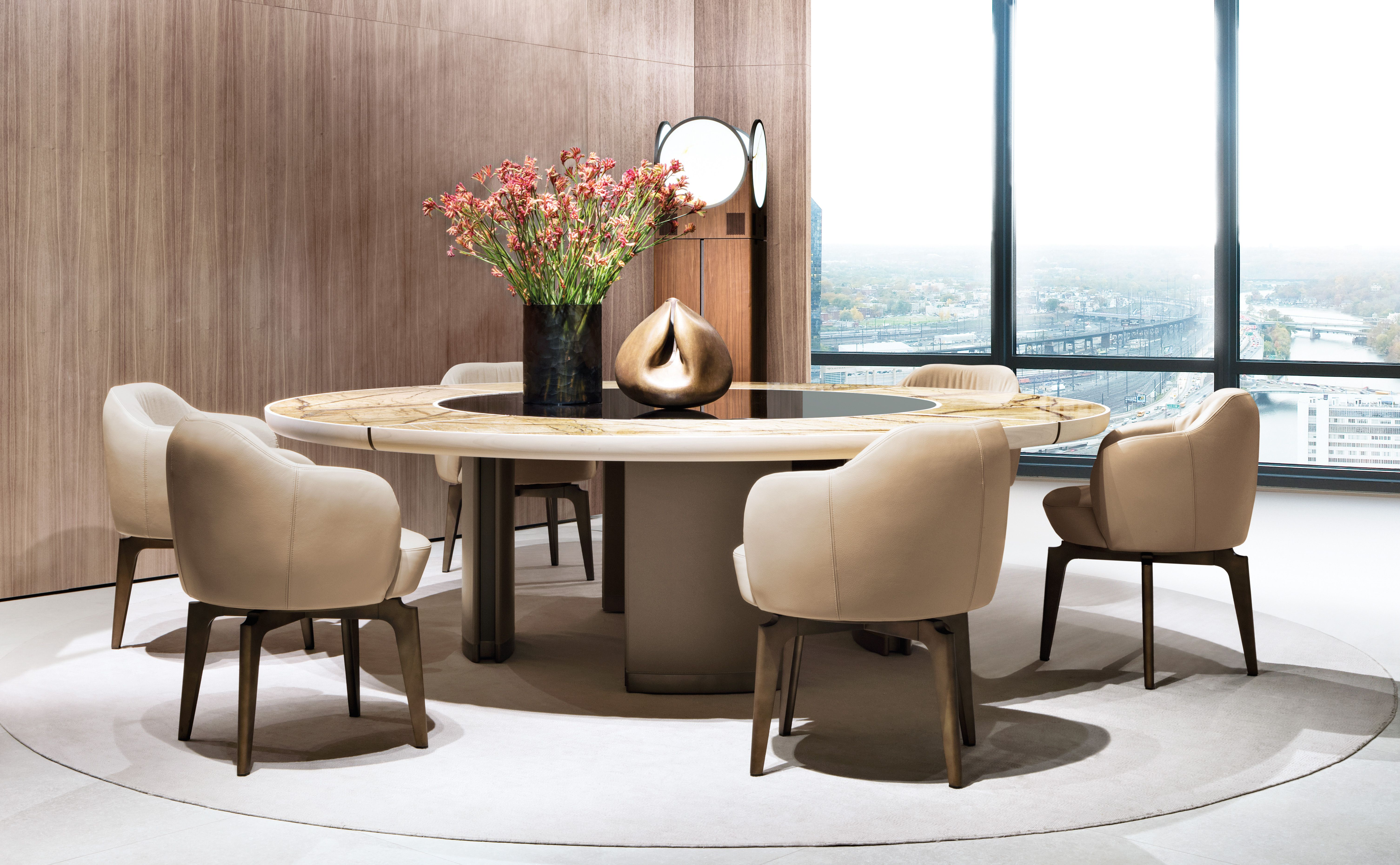 Discover New Suggestions For Your Dining Room Giorgetti