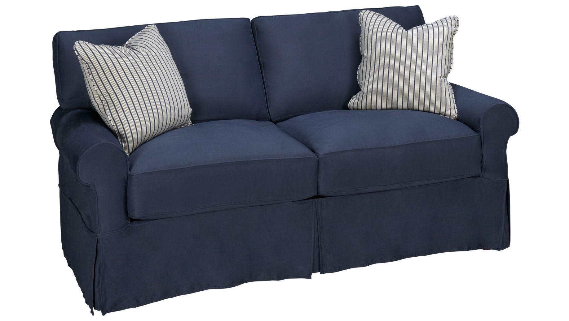 Nantucket 2 seat slipcover queen sleeper sofa rowe furniture rowe - Furniture Rowe Nantucket Nantucket Full Sleeper