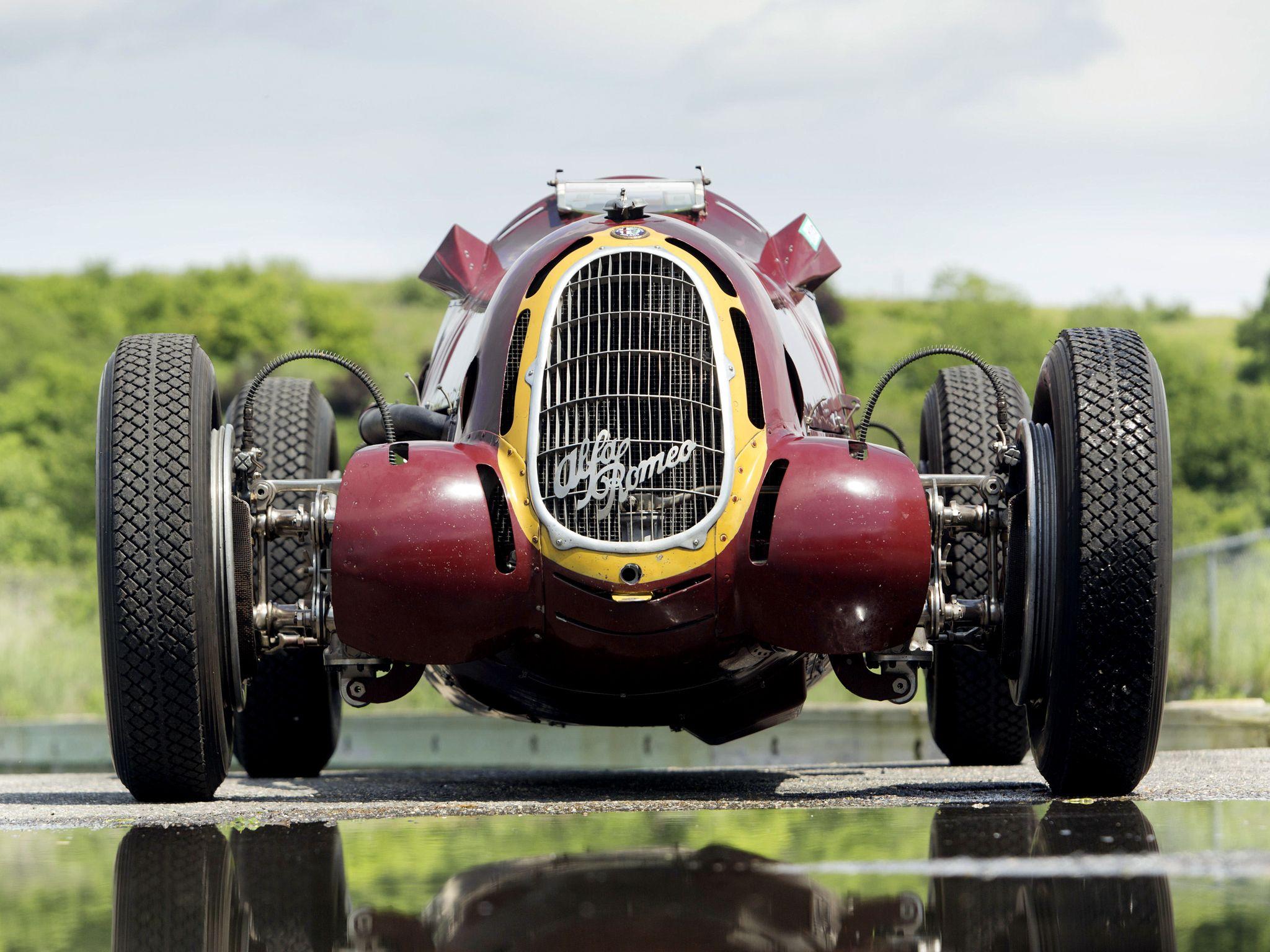 Alfa Romeo Tipo C 8C 35 1935 Engineering Pinterest