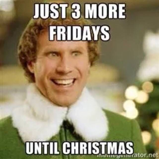 We just love this guy! #elf