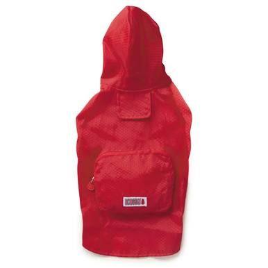 Coat - KONG Stowaway Jackets , Red
