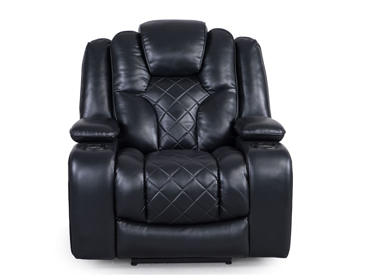 Transformer Ii Brown Squirrel Furniture Recliners Power