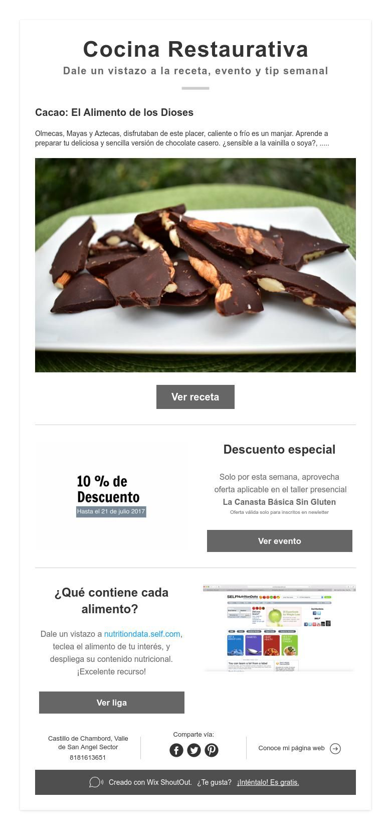 Cacao: El Alimento de los Dioses