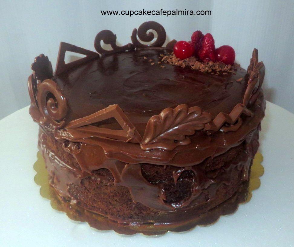 Torta de Chocolate, Chocolate Cake
