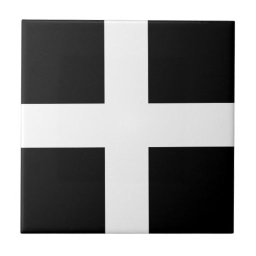 Flag 3/' x 2/' St Piran Cornwall