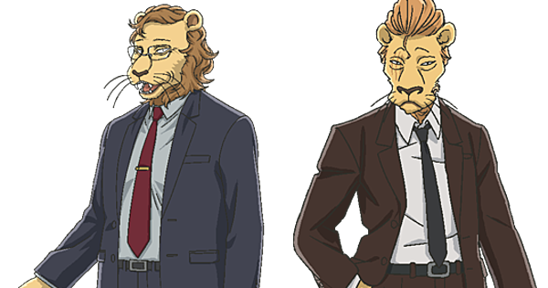 Beastars Anime's 2nd Season Premieres in 2021 in 2020
