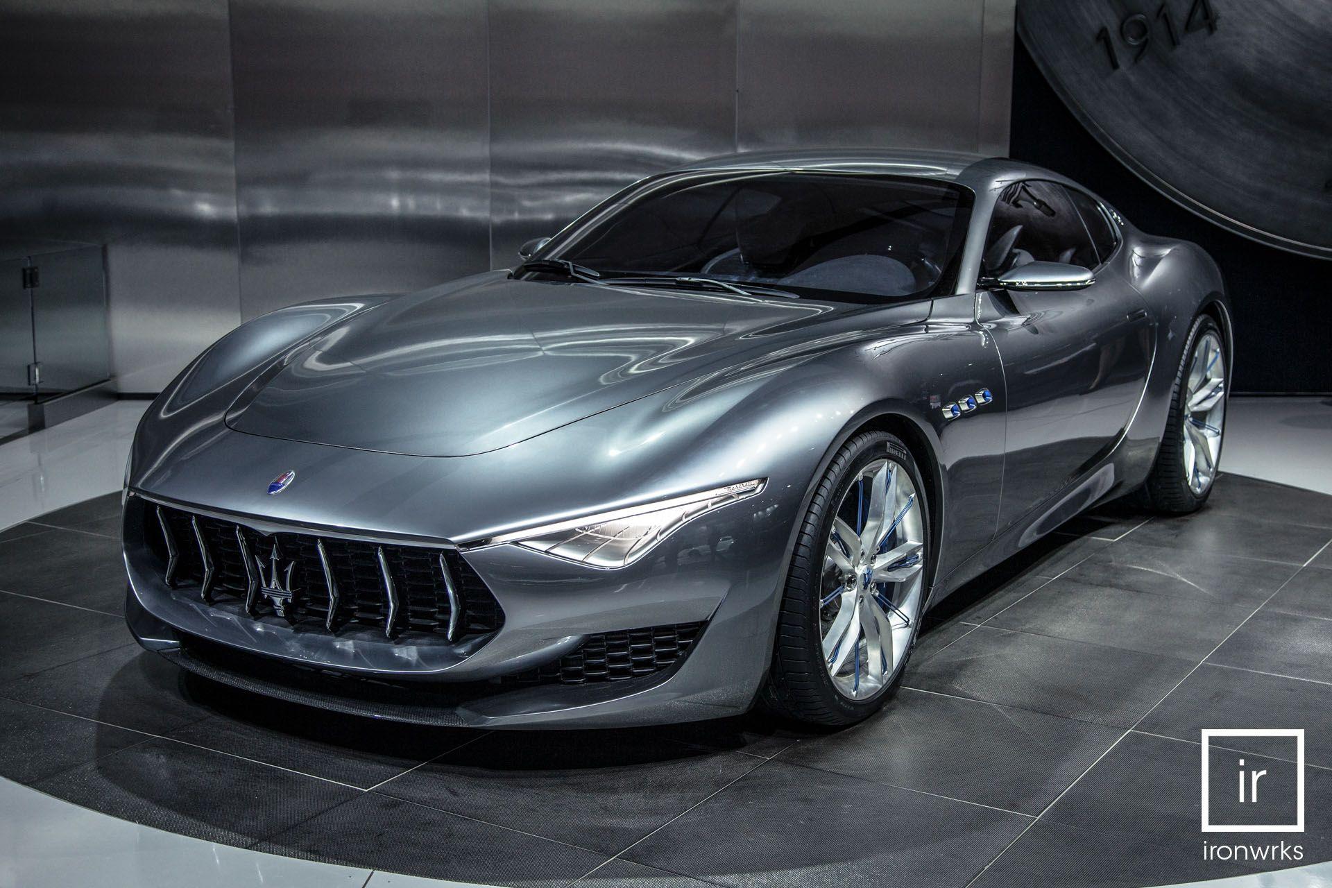 Maserati Alfieri cars Pinterest