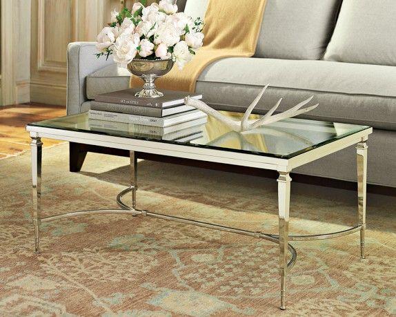 Merveilleux Cosmopolitan Coffee Table | Williams Sonoma