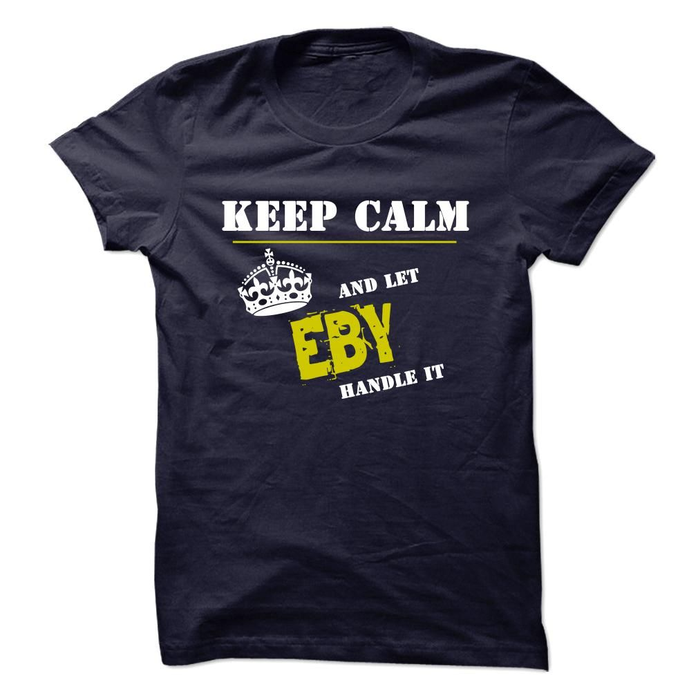 For more details, please follow this link http://www.sunfrogshirts.com/Let-EBY-Handle-it.html?8542