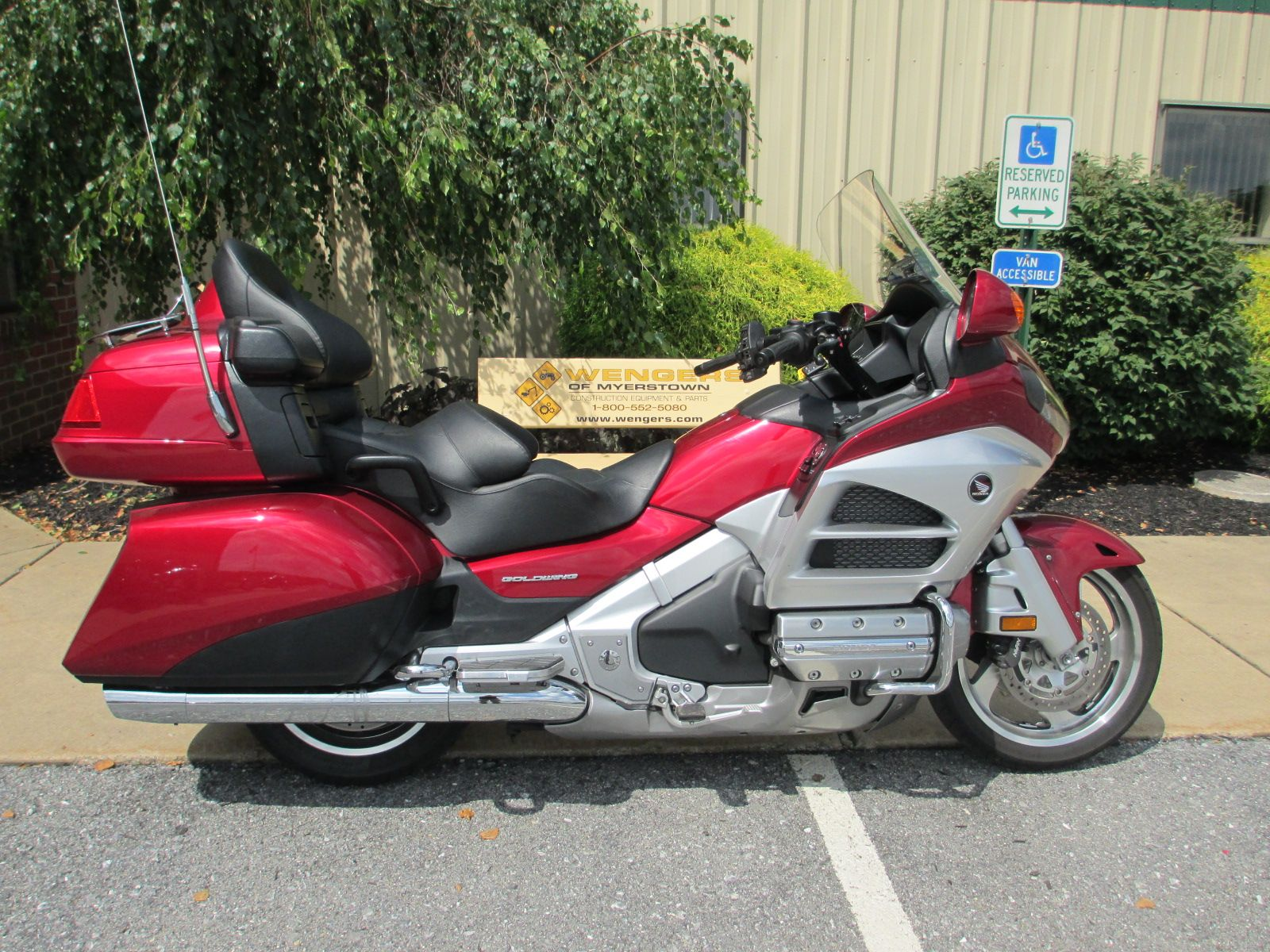 Wengers Of Myerstown >> Honda Goldwing Audio Comfort Nav Motorcycles For Sale At