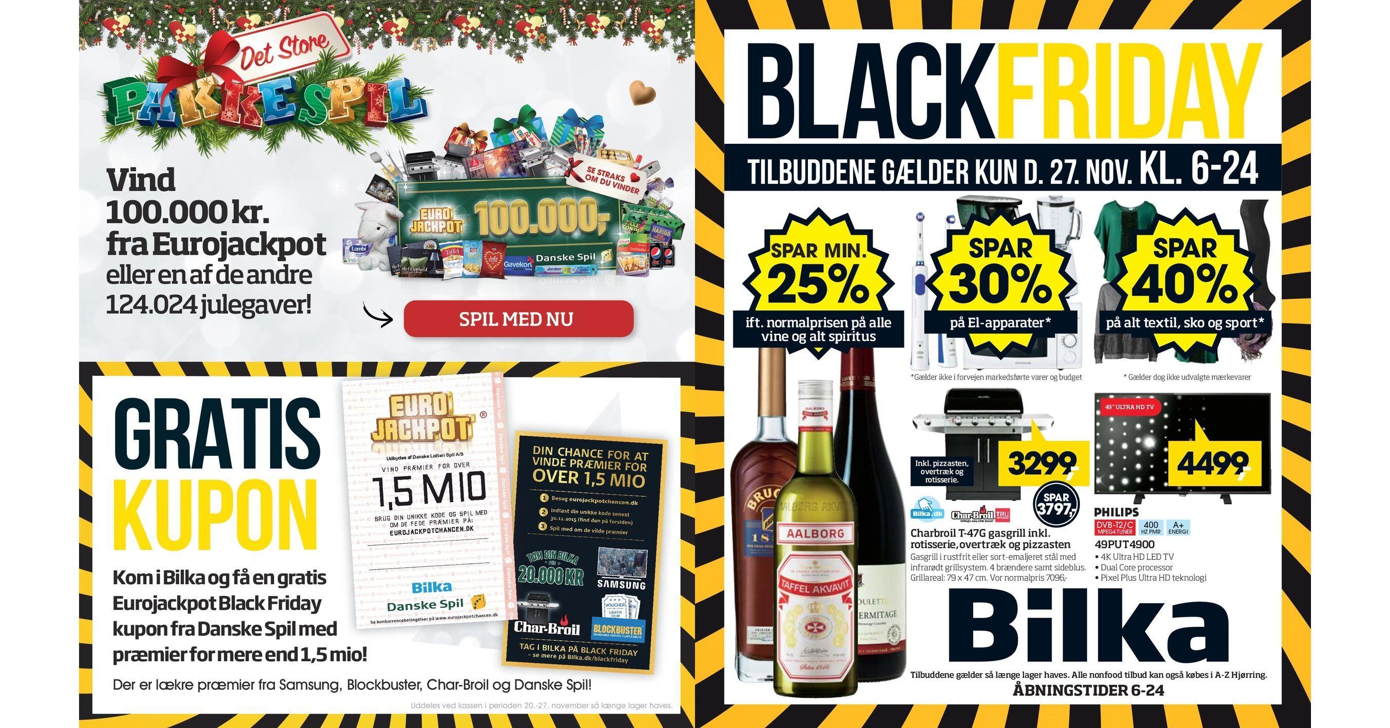 UNDRES: Hvorfor Black Friday i DK?