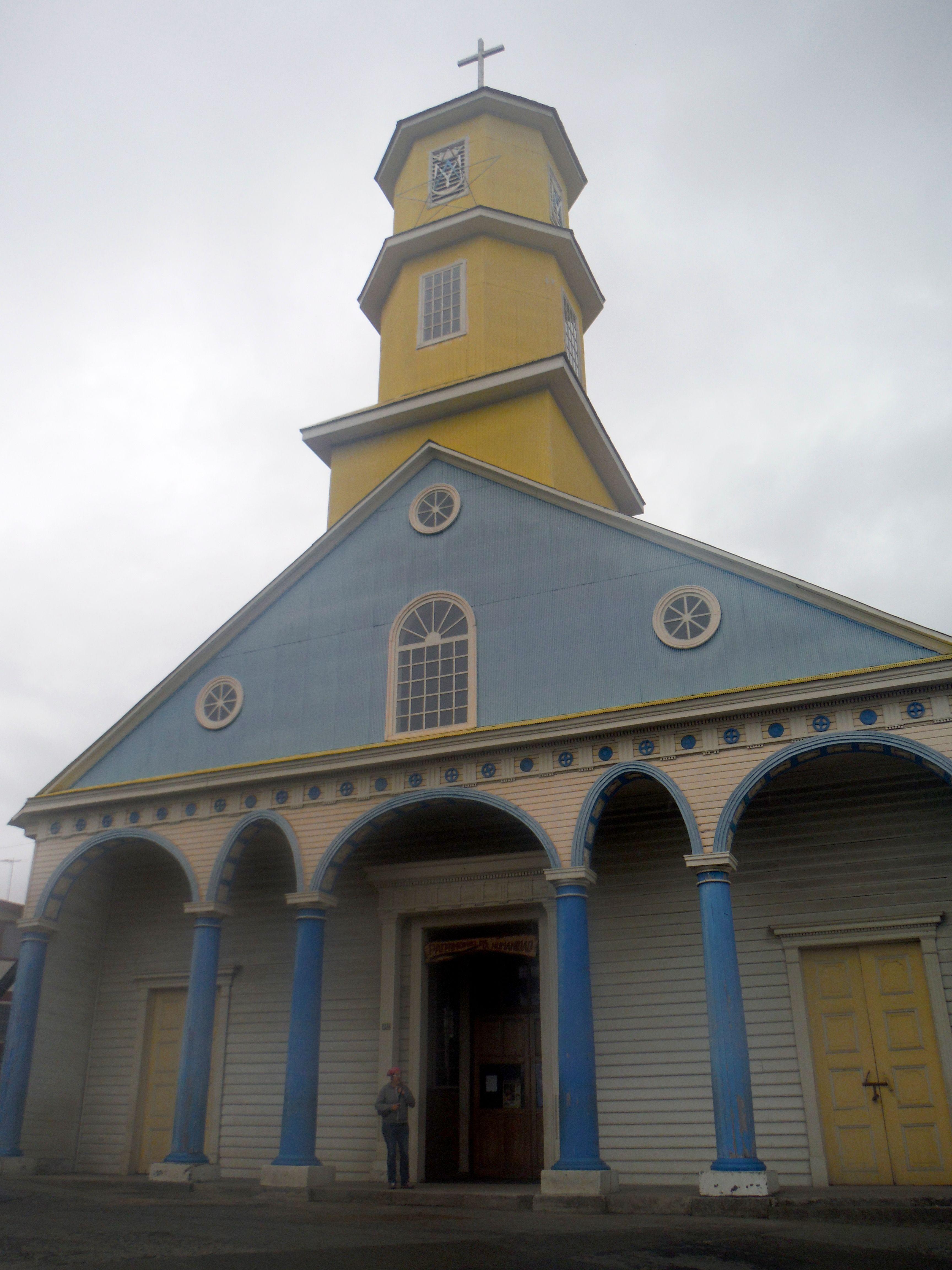 Iglesia Nuestra Señora del Rosario de Chonchi