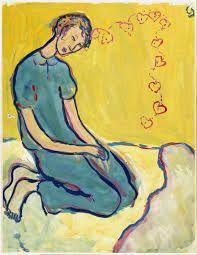 Charlotte Salomon pintora