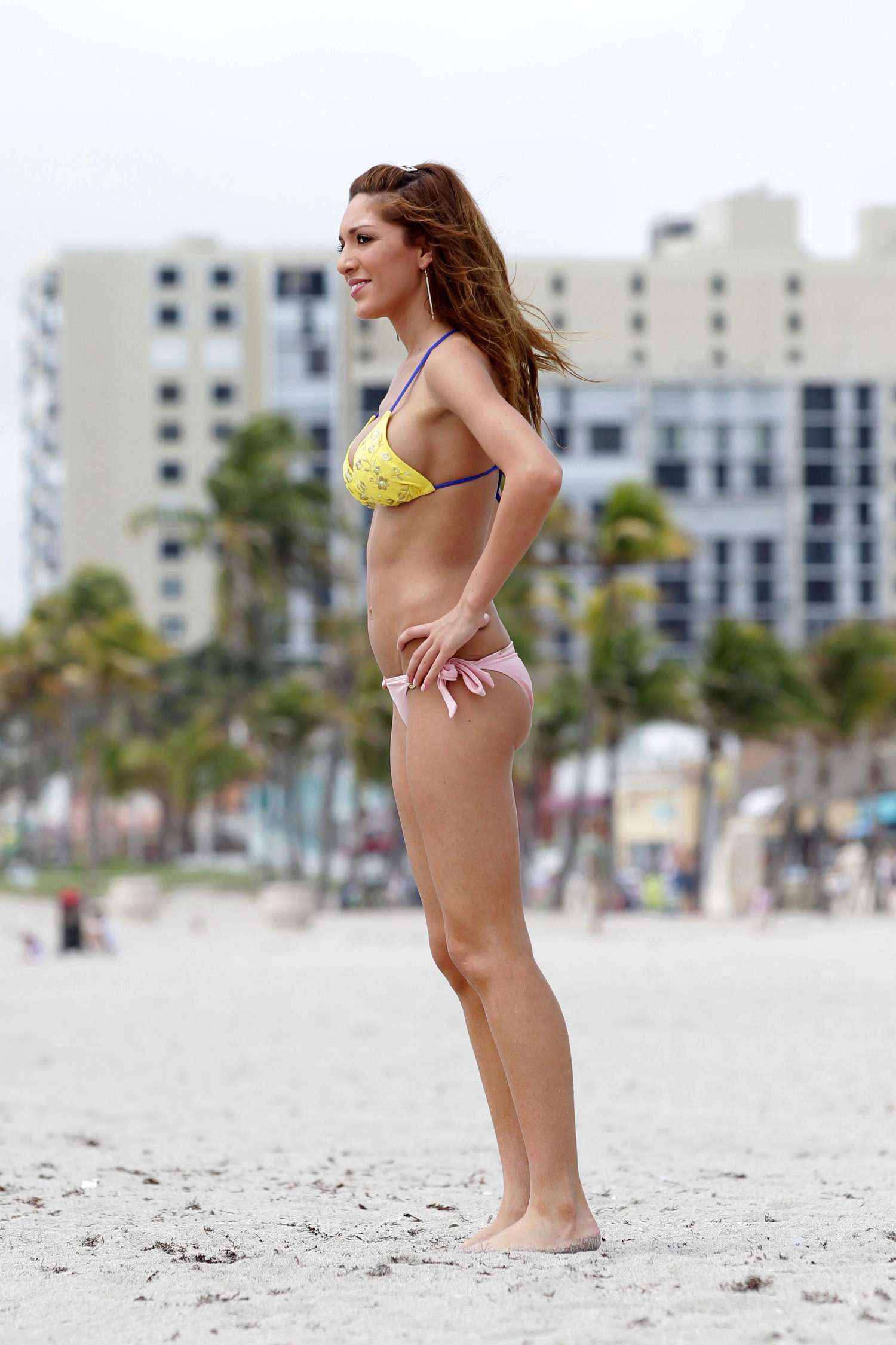 Big naked girl having sex