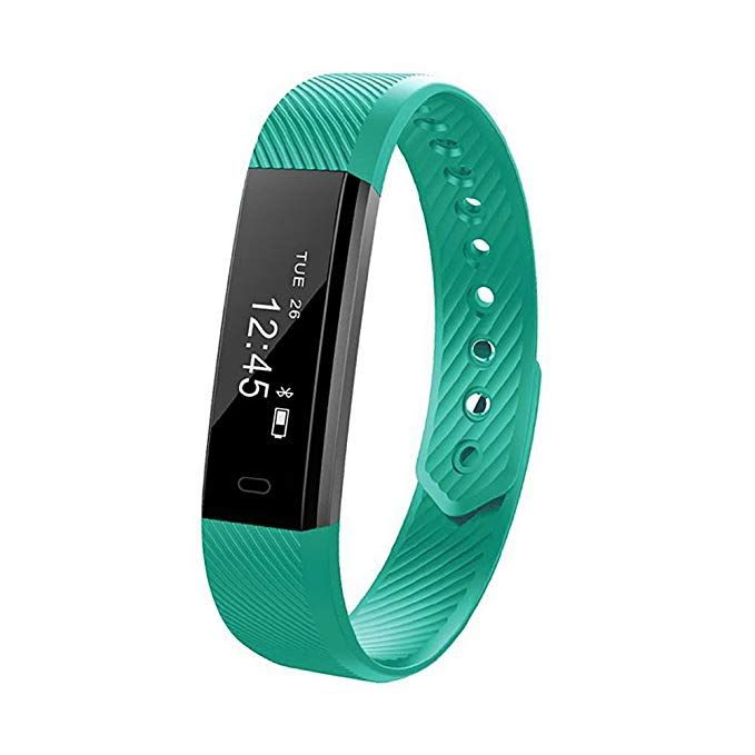 ROMANTIC BEAR Fitness Tracker Watch, Smart Band Step
