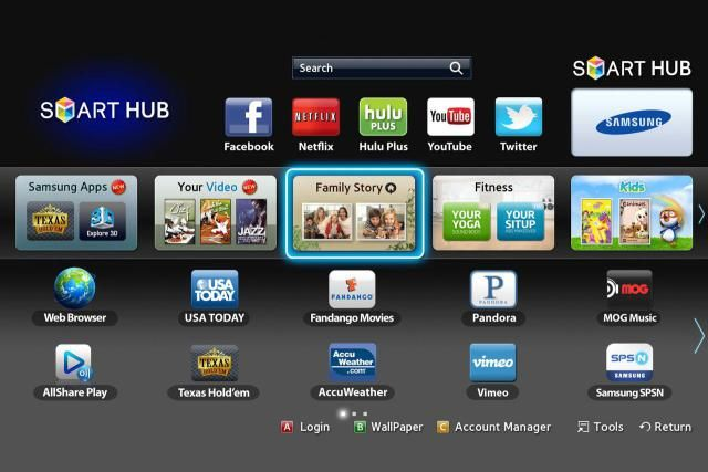 Samsung Apps and How They Enhance Your TV Experience