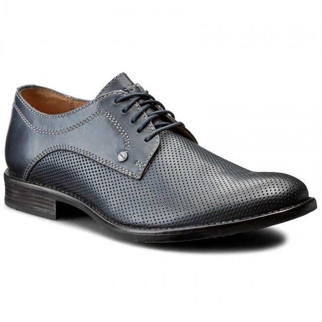 Polbuty Lasocki For Men Mb Norway 17 Granatowy Dress Shoes Men Men Oxford Shoes