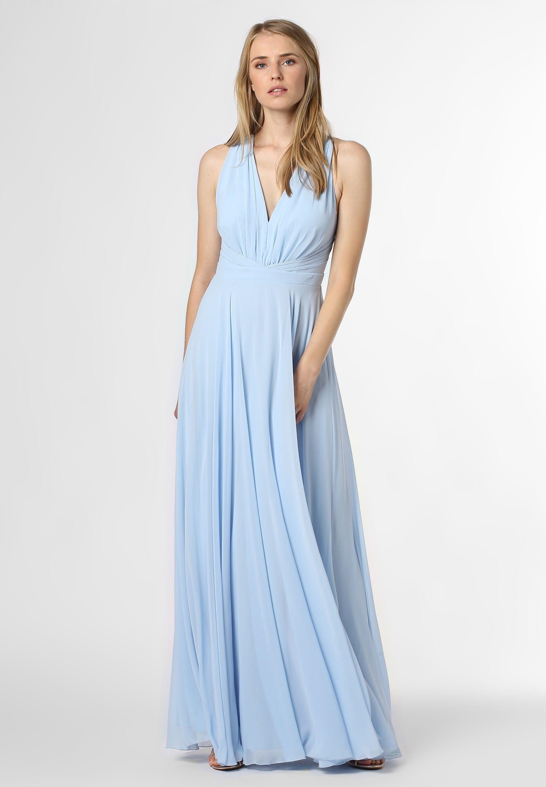 Ballkleid - hellblau @ Zalando.de 🛒 in 17  Dresses, Wedding