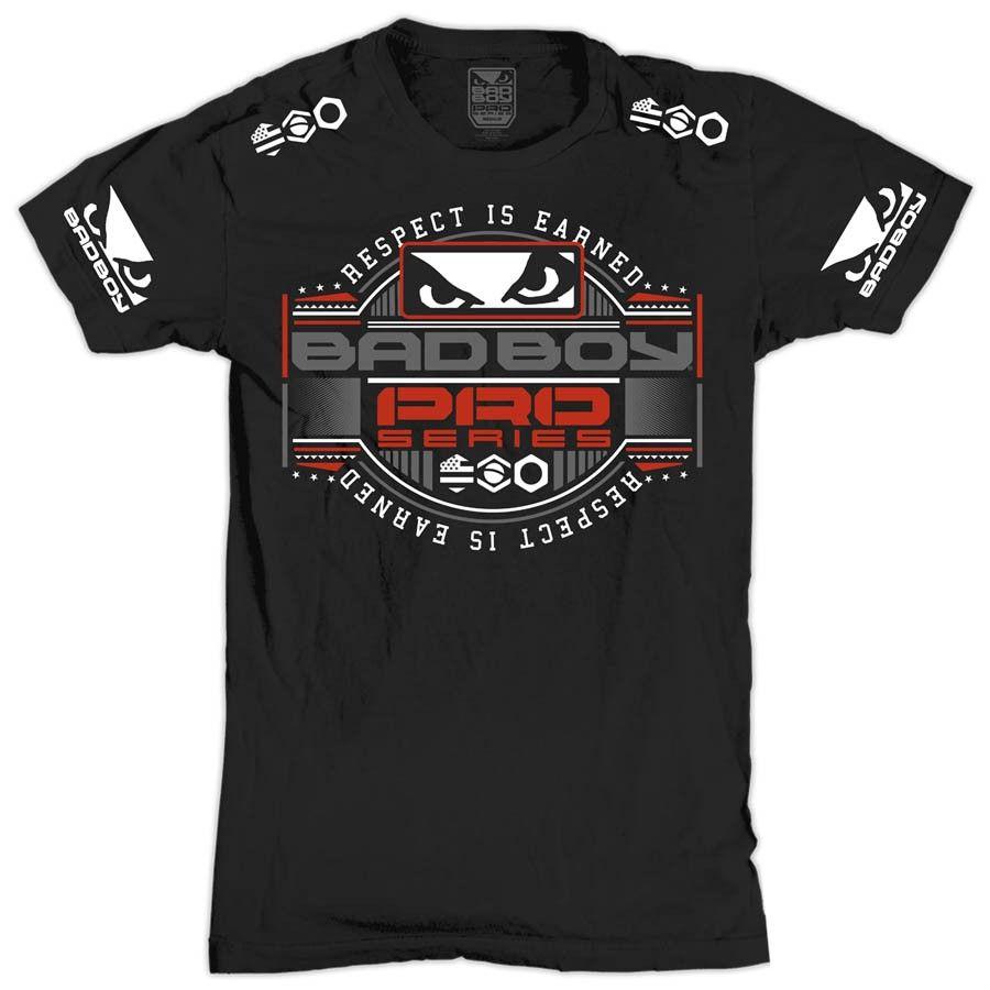 Bad Boy MMA T-shirts, Walk In Tees, Shogun Fight T-shirts