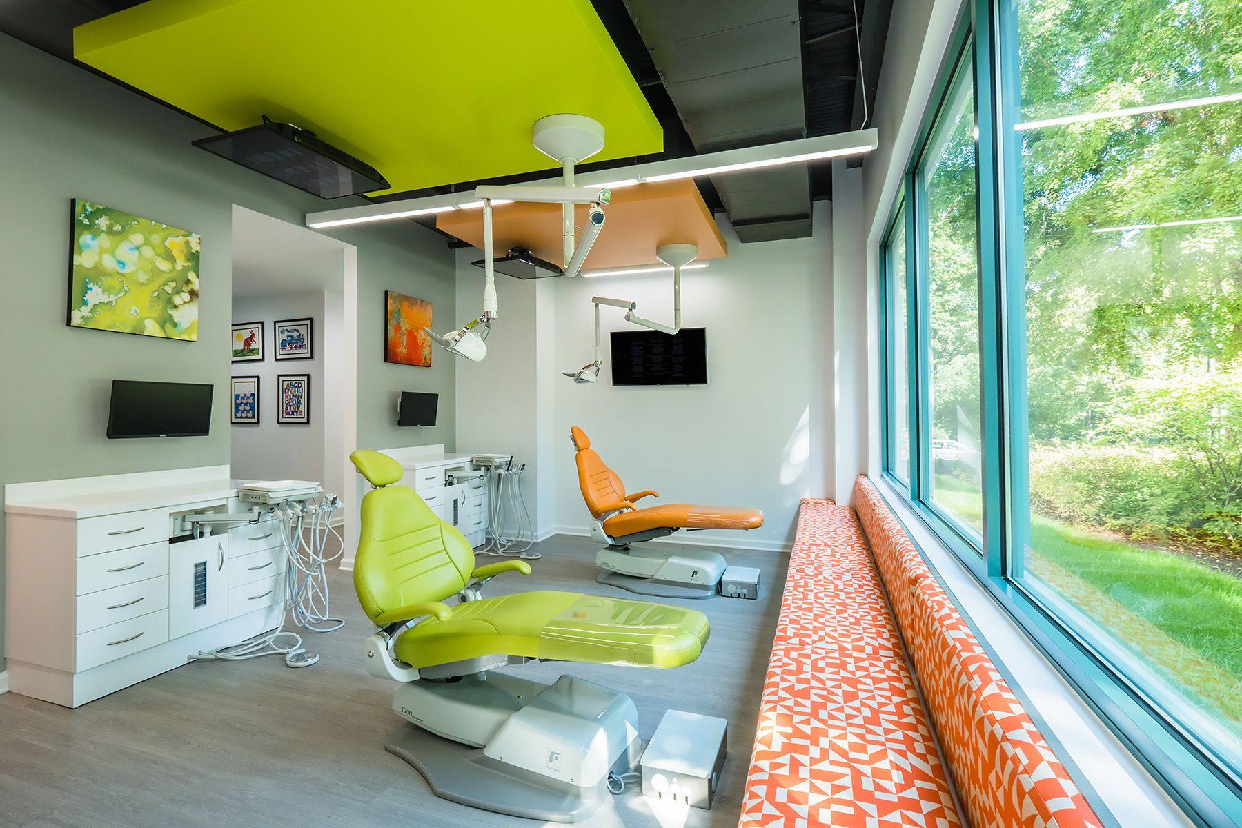 Columbia Pediatric Dentistry Open Bay Interior Design Arminco  # Muebles Odontologicos Colombia