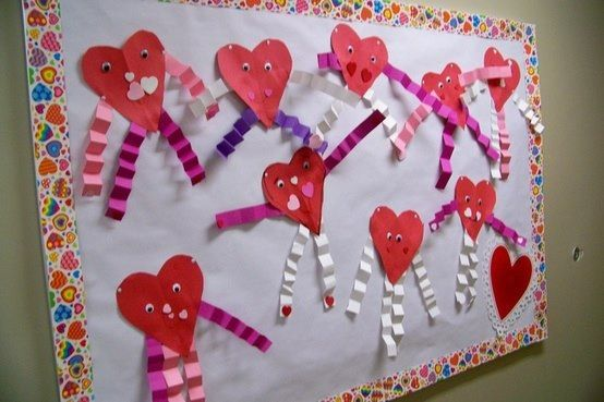 valentine activities and crafts