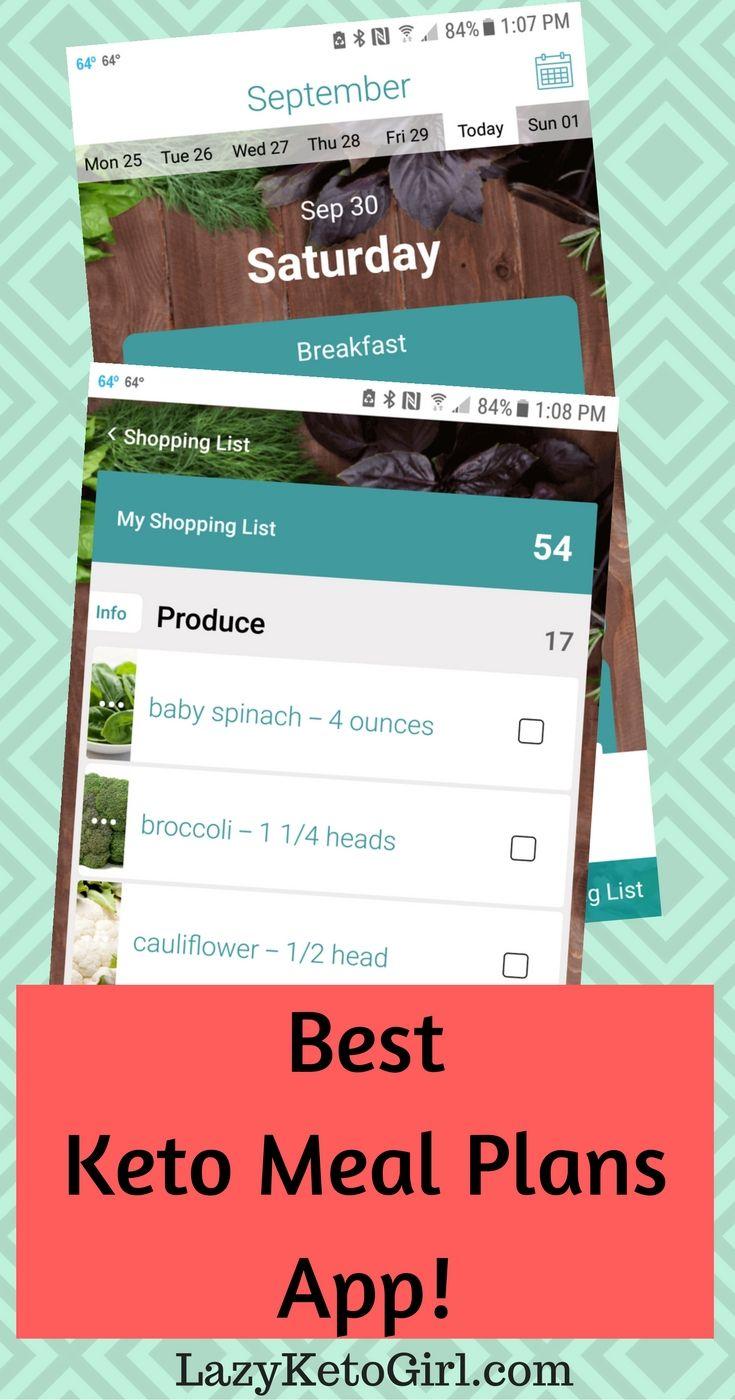 Best App for Keto Diet Keto Meal Plans Keto meal plan