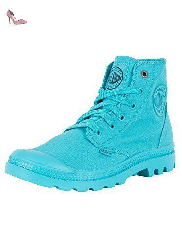 Chrome Homme 46 Bleu Mono Chaussures Hi Palladium Bottes q4pw1T1t