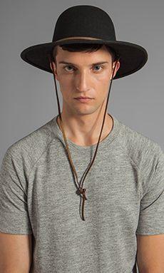 63c475ff197 Brixton Tiller Wide Brim Hat