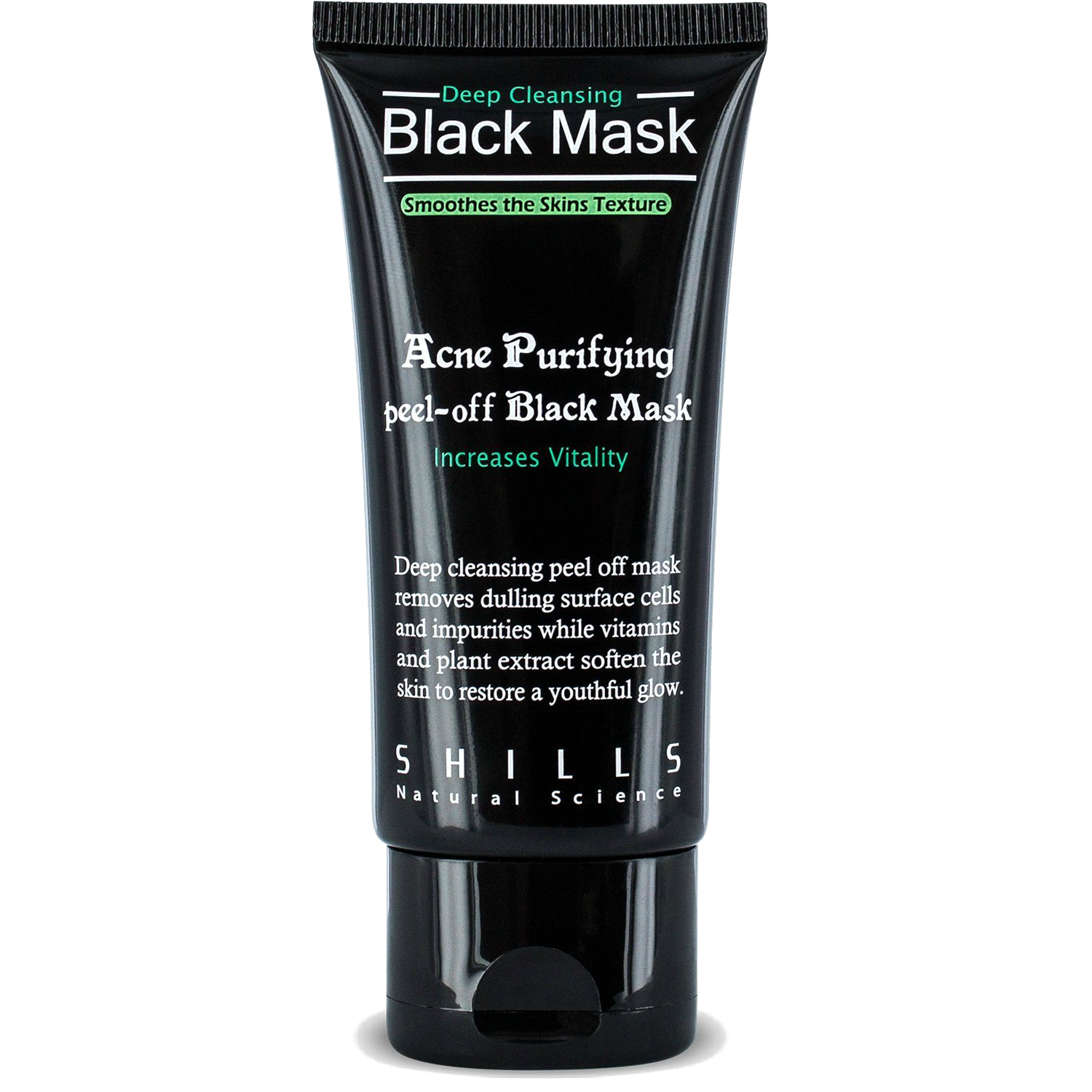 Home Deep cleansing black mask, Oil control products