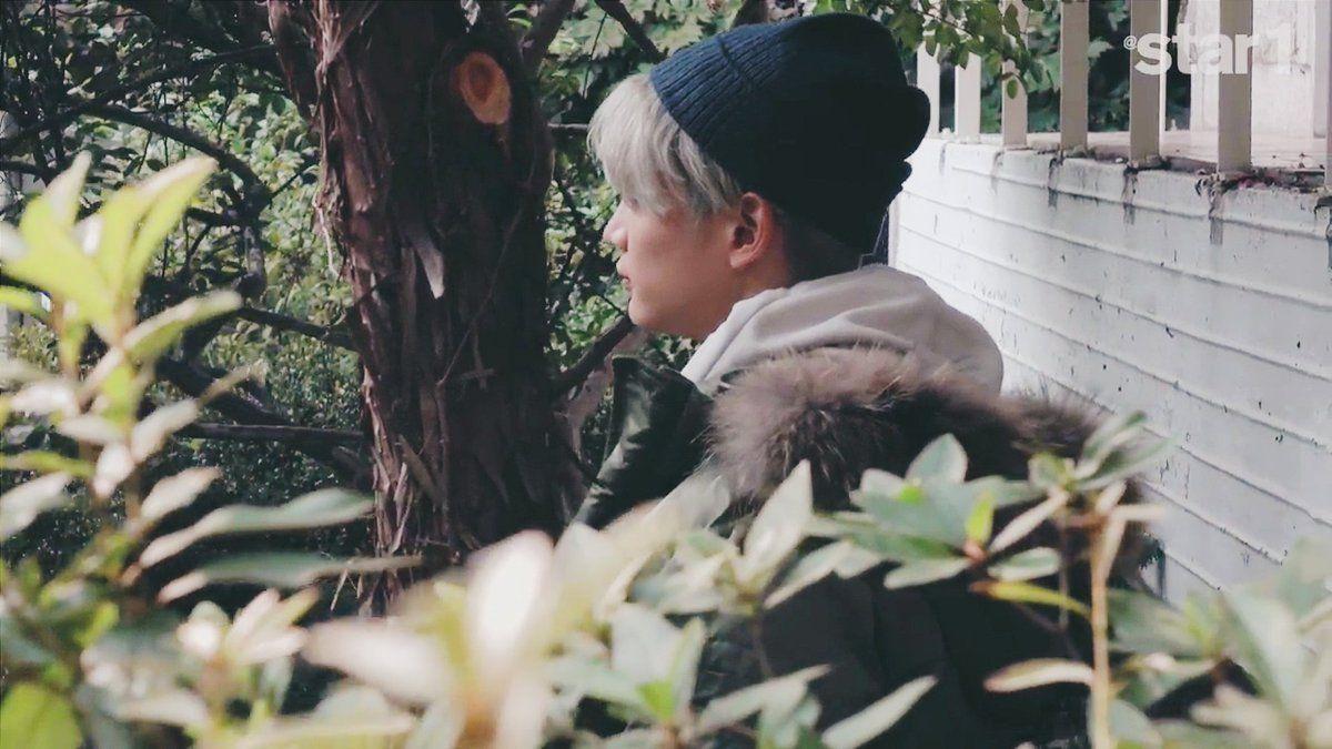 #SHINee #Minho 'One of Minho' AUTUMN BOY (final) @ Star1 Magazine Shooting Sketch