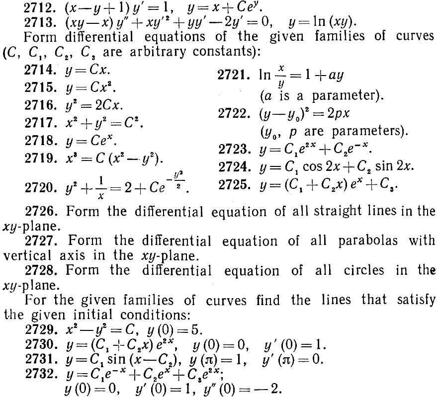 The General First Order Differential Equation Can Be Expressed As Follows Dy Dx P X Y Q X 1 Differential Equations Equations First Order