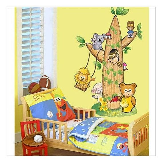 Children Wall Decals  Wall Stickers  by DecalWallArtStudios, $29.90
