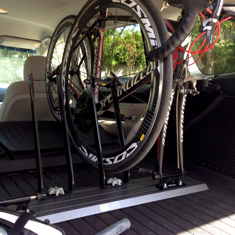 Customer James Lee S Diy Bike Rack Subaru Outback 2014 With