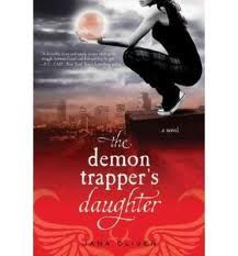The Demon Trapper's Daughter...It's a series! :D Yay.  http://www.demontrappers.com/