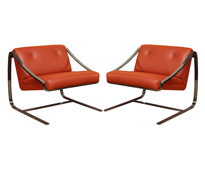 Lounge Fauteuil Zack.Brueton Plaza Lounge Chairs By Charles Gibilterra Sit Up