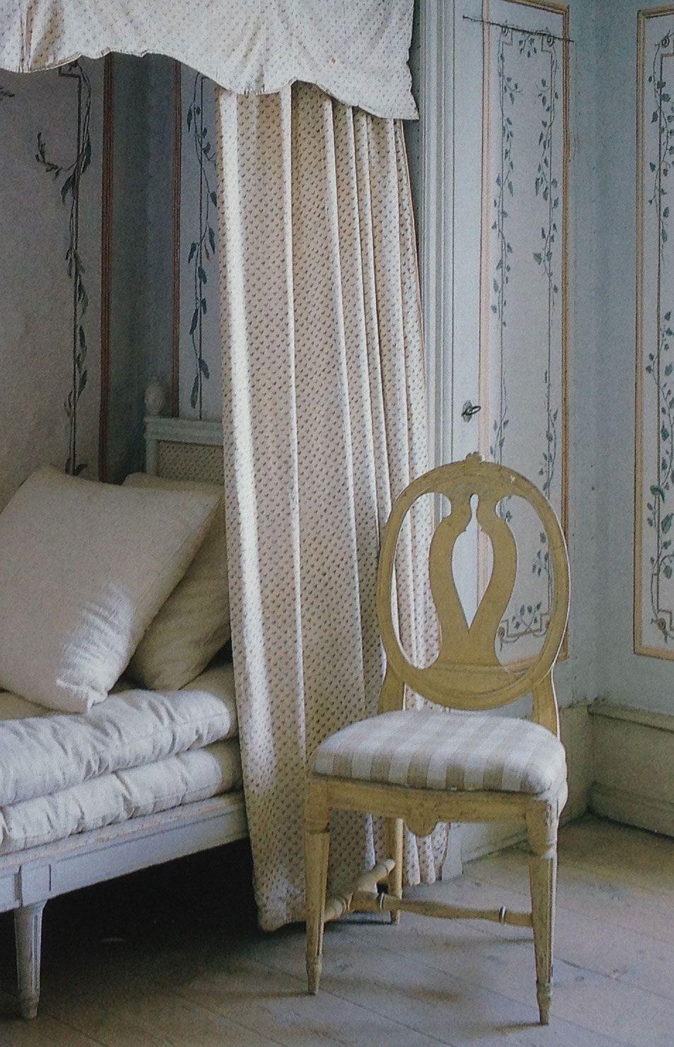 Cool Scandinavian Gustavian Interior Decoration Photos