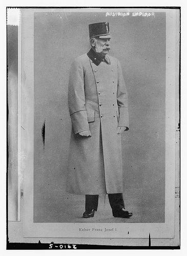 Austrian Emperor, Kaiser Franz Joseph I (LOC) | Flickr - Photo Sharing!