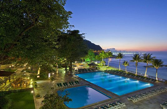 Sheraton Rio Hotel Resort Has Some Of The Best Attractions For Kids And Families In De Janeiro