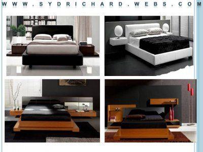 Salas recamaras comedores y muebles minimalistas for Muebles minimalistas