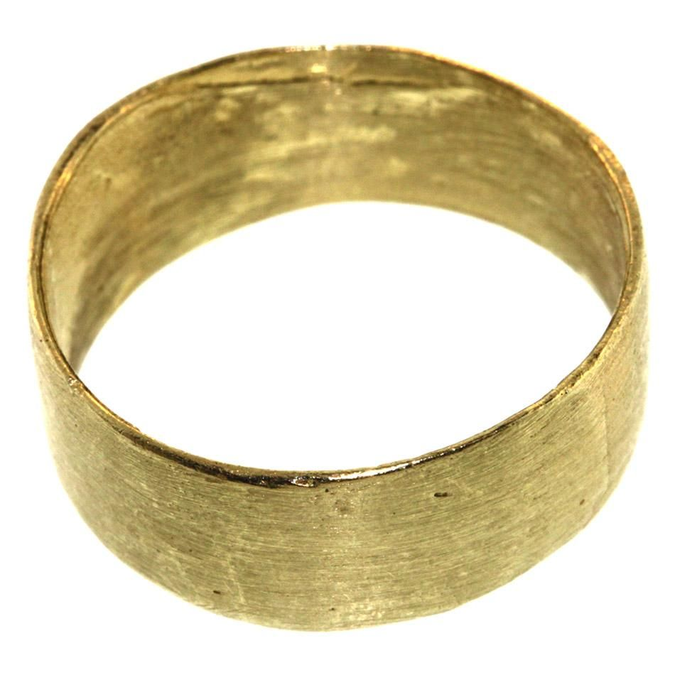 Double Wide Flat Band Thick Wedding Bands Mens Diamond Womens: Wide Gold Wedding Rings Women At Websimilar.org