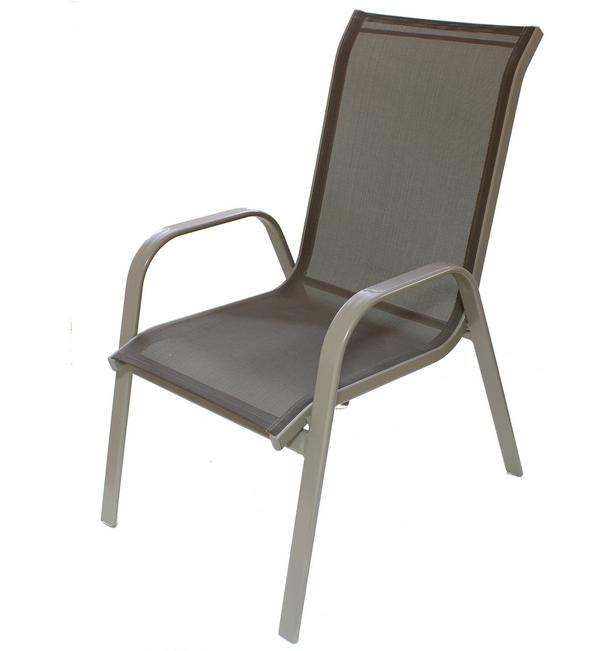 Gartenstühle Alu Starke Aluminium Stuhl