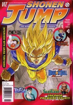 Shonen Jump Us Version List Of All Manga Titles Wikipedia