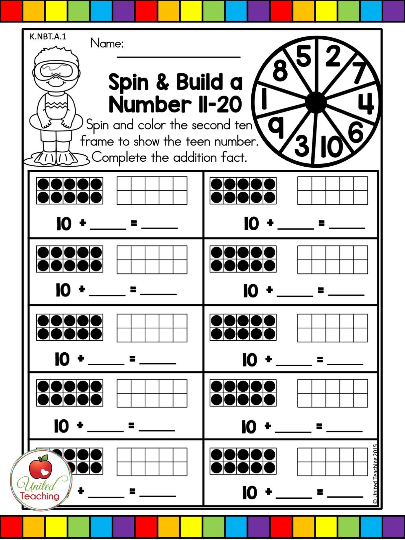 Summer Number Activities Kindergarten Literacy Worksheets Summer Math Worksheets Summer Math [ 1867 x 1400 Pixel ]