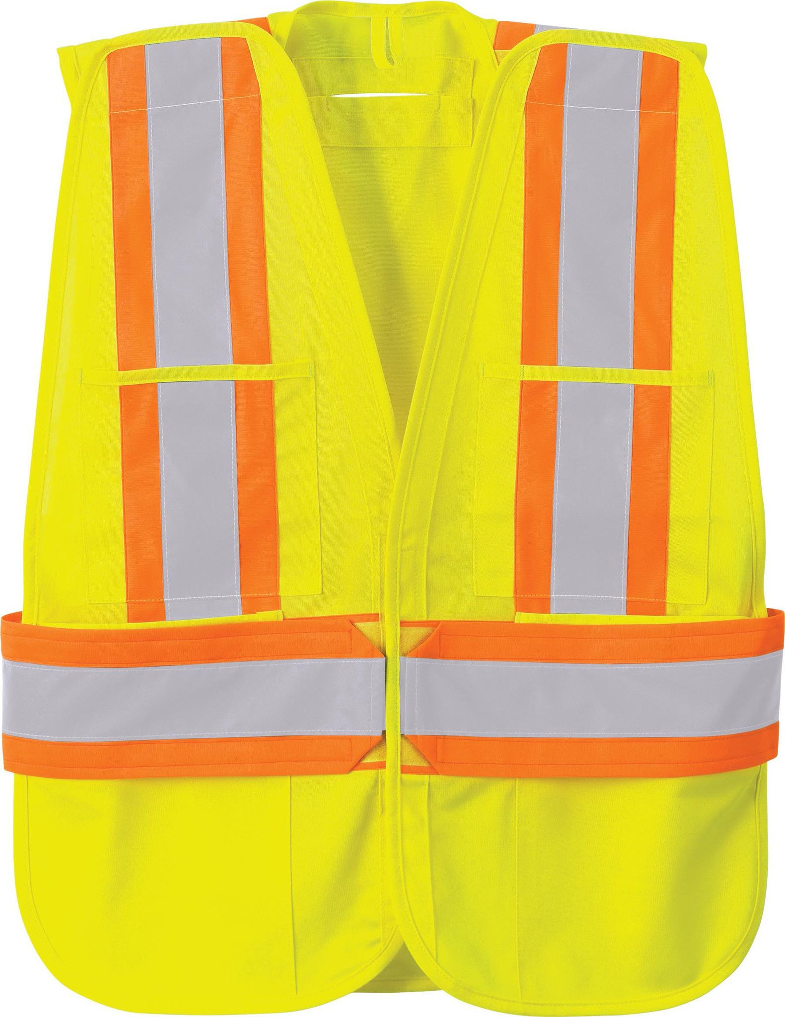 "North End ""5 Point Tear Away"" XPattern Safety Vest 88709"