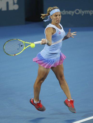 Photo Wire Monica Puig Tennis Tournaments Svetlana Kuznetsova